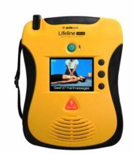 Defibtech Lifeline View Semi-automatique