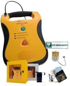 Defibrillator pakket – lifeline half-automaat