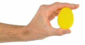 Manus Squeeze egg