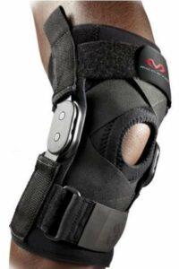 McDavid Hinged Knee Brace with crossing straps – 429X