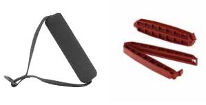 Handvaten voor oefenbanden