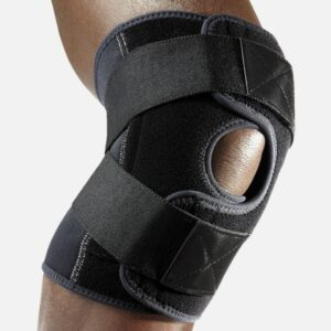 McDavid Knee support with cross – 4195
