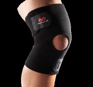 McDavid Open Patella Knee Wrap – 409