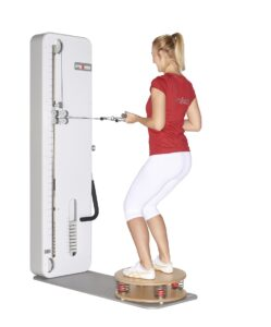 Dynamed pro training station explosive pulley