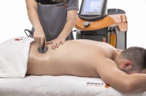 Tecartherapie