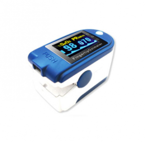 Saturatiemeter Oximeter Pulse Finger