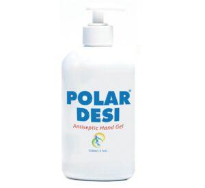 Alcogel Polar Desi